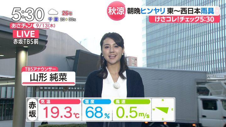 2018年09月13日山形純菜の画像01枚目