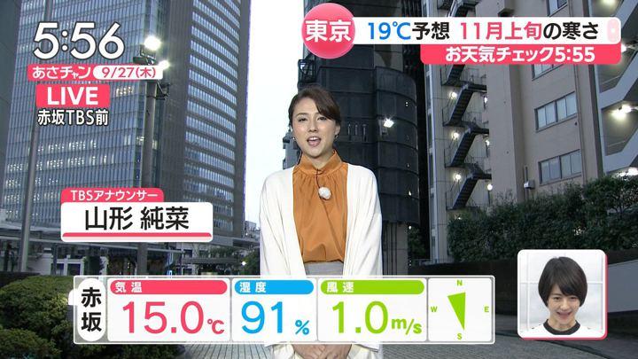 2018年09月27日山形純菜の画像02枚目