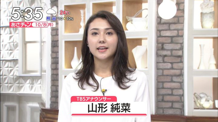 2018年10月08日山形純菜の画像01枚目