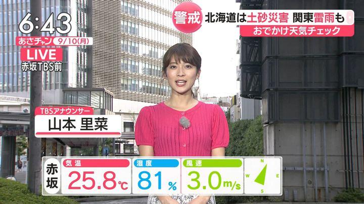 2018年09月10日山本里菜の画像12枚目