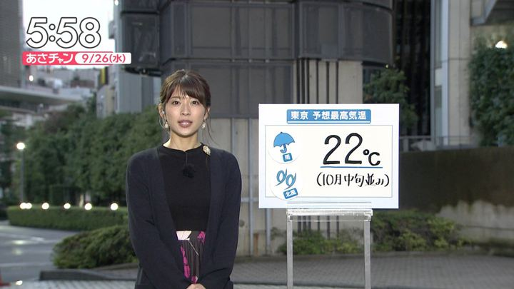 2018年09月26日山本里菜の画像05枚目