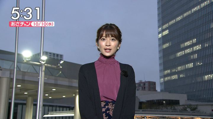 2018年10月10日山本里菜の画像02枚目