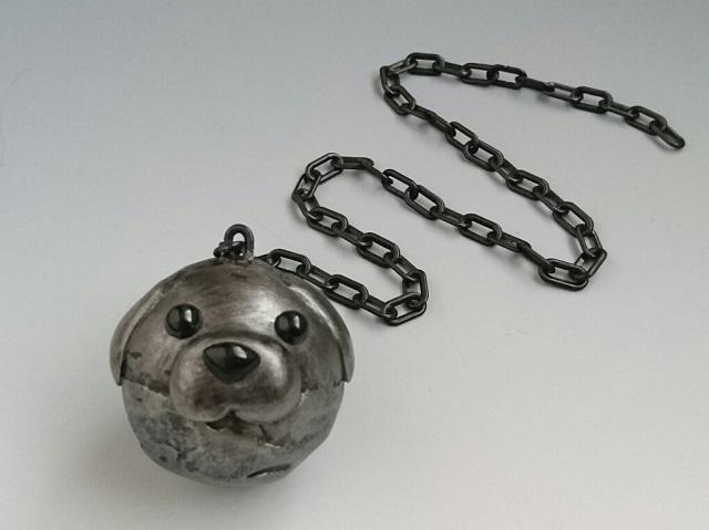 犬鉄球垂れ耳小