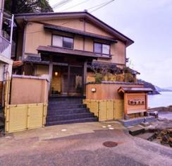 海沿い旅館