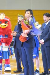 神津さん引退12