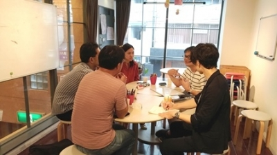 9月 台湾カフェ