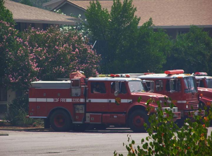消防自動車-207