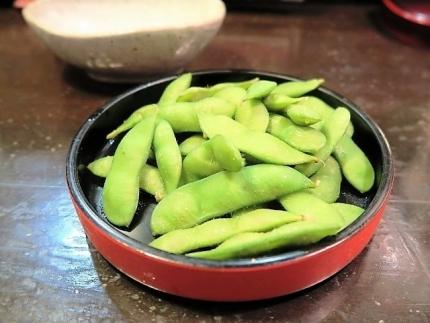 18-8-27 枝豆