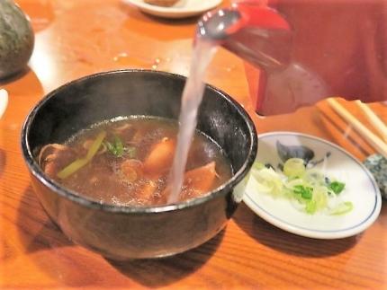 18-10-12 蕎麦湯