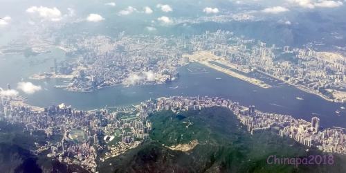 香港、久しぶり