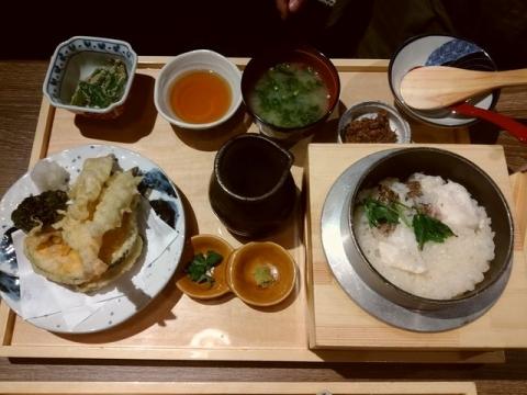 龍神丸・H 30 7 鯛飯定食