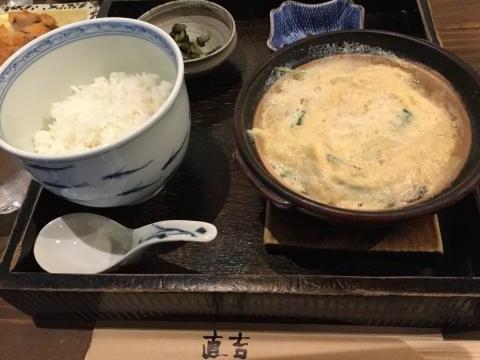 180921箱根昼食湯葉丼直吉