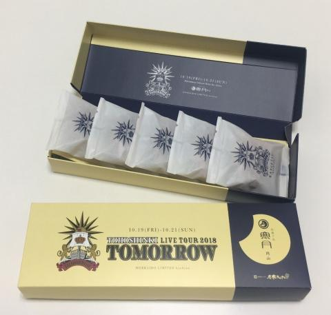 181010TOMORROW札幌コラボ
