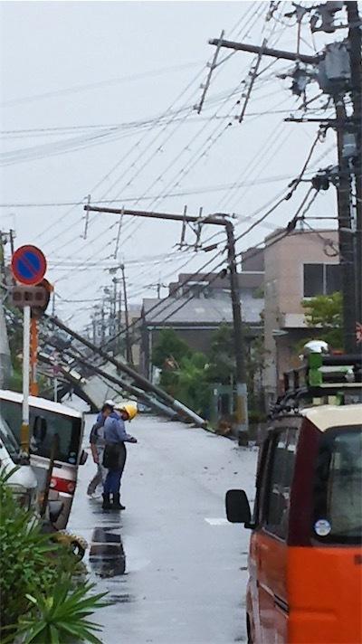 大阪豊中市停電の原因がこれやばいDmO4t-BVAAE1ntQ