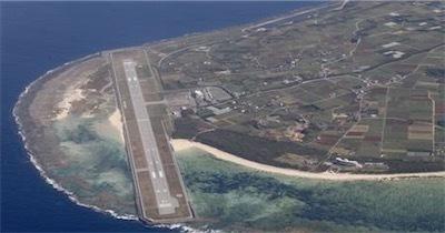 久米島空港に米軍ヘリ着陸9Ai4cR-R