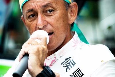 今回の #沖縄県知事選 は沖縄の未来を決める選挙DoLejS6U0AAHCMz