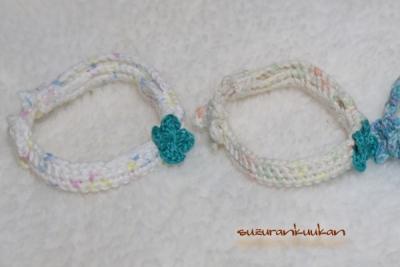 編み首輪その1
