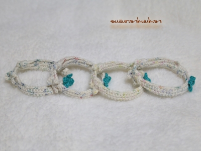 編み首輪その2