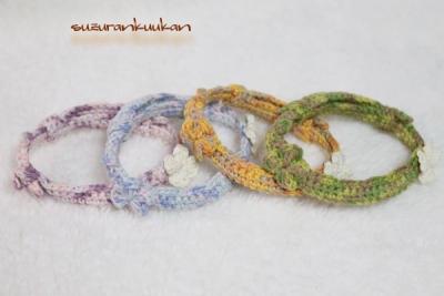 編み首輪その3