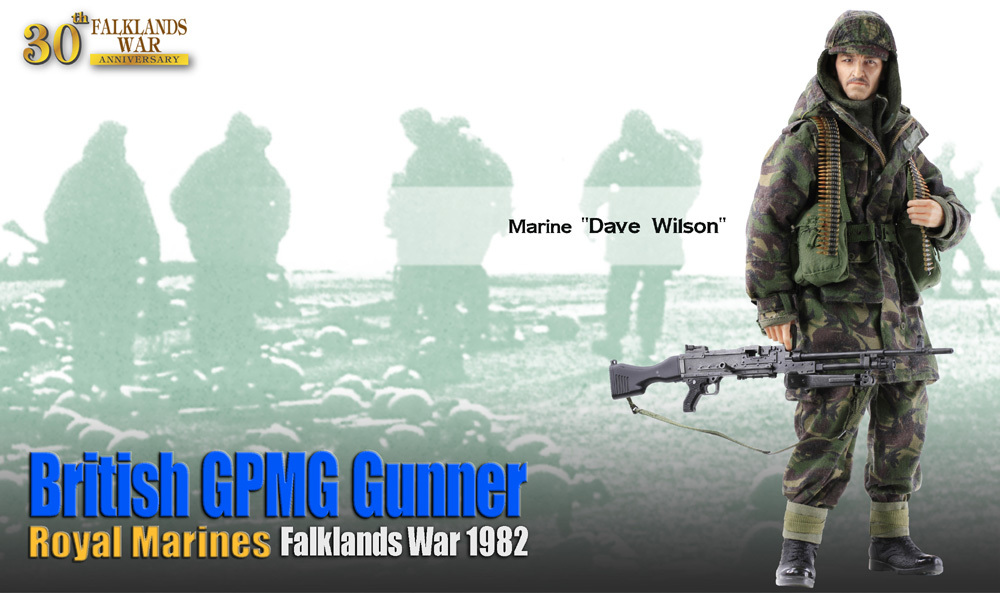 Falklands War 1982