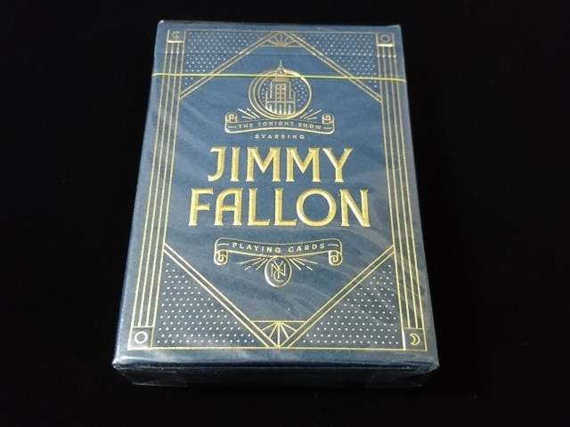 Jimmy Fallon Playing Cards (2)