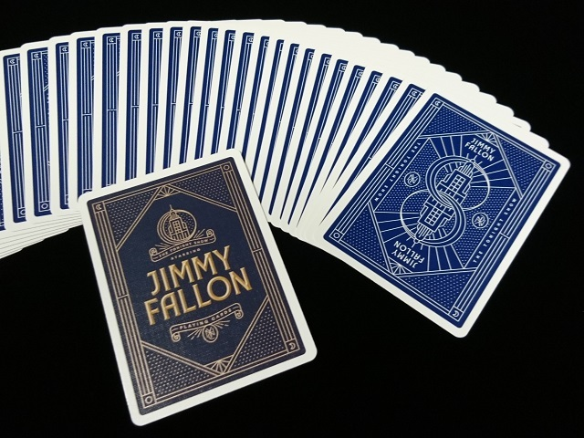 Jimmy Fallon Playing Cards (5)