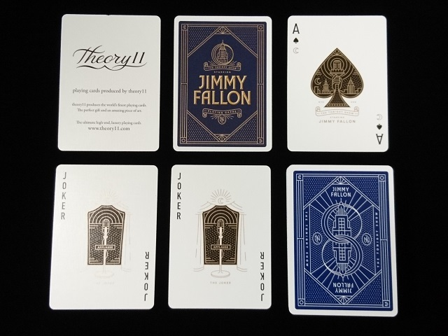 Jimmy Fallon Playing Cards (6)