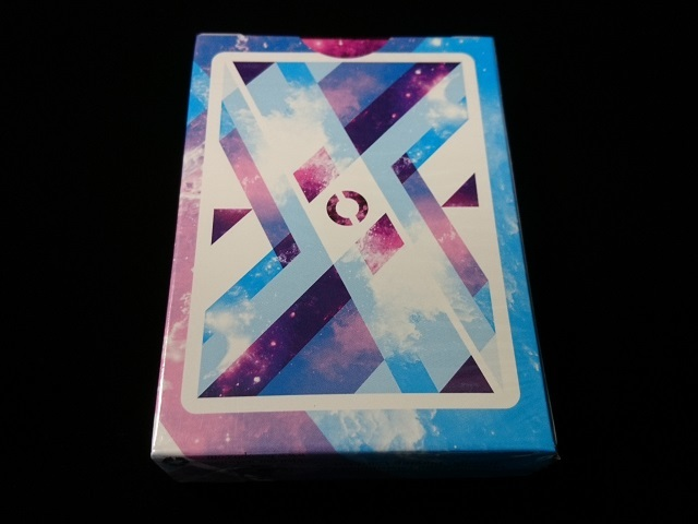 Rhombus Space Playing Cards (2)