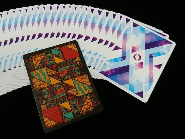 Rhombus Space Playing Cards (4)