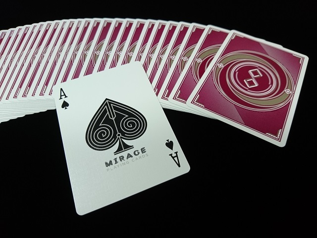 Mirage V2 Eclipse Playing Cards by Patrick Kun (4)
