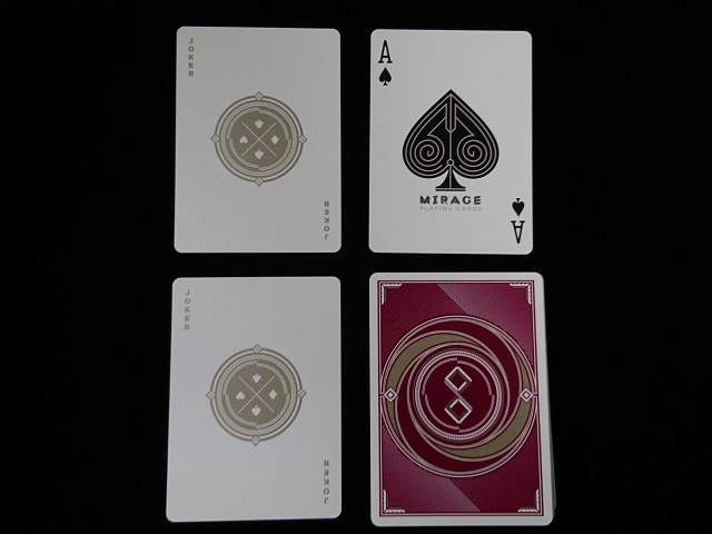 Mirage V2 Eclipse Playing Cards by Patrick Kun (5)