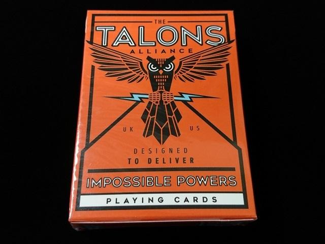 TALONS Deck (1)