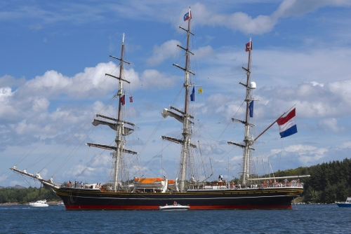 Stad Amsterdam Parade of Sail-2