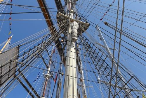 SA Main Mast