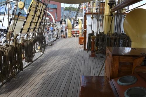Sorlandet Deck