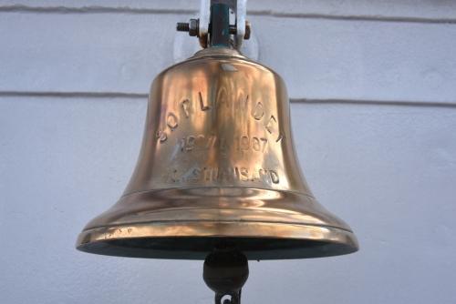 Sorlandet Ship Bell