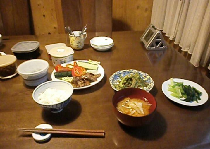 8月3日食事A