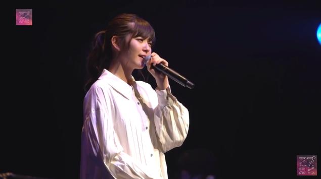 アプカミ動画20180813鈴木愛理Moment