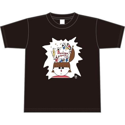 """鈴木愛理 LIVE TOUR 2018 """"PARALLEL DATE"""" 妄想脳内Tシャツ"""