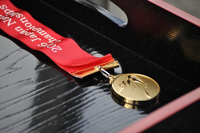 JCF メダル