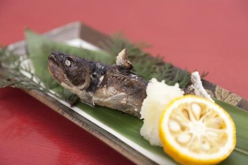 07_岩魚塩