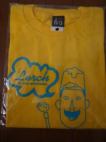 レルヒさんTシャツ