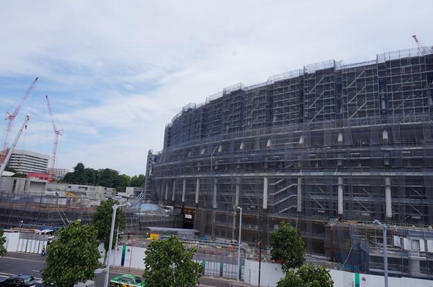 新国立競技場2018.8.30その2