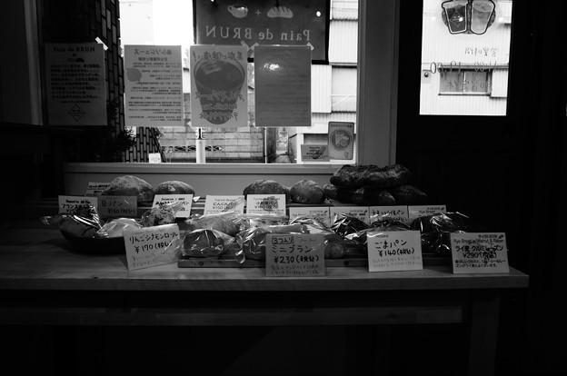 外国のパン屋さん風
