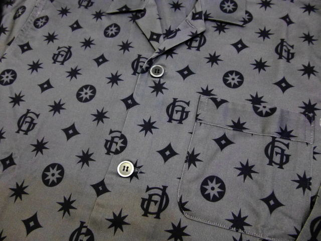 GLAD HAND GH FAMILY CREST-PAJAMA GRY