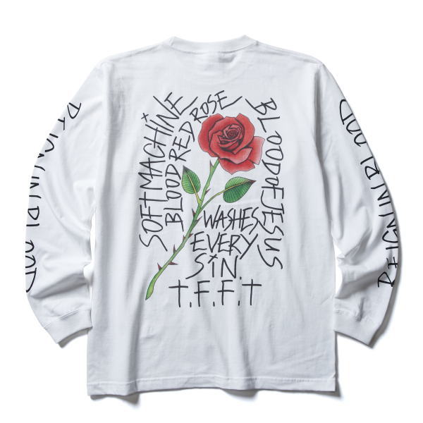 SOFTMACHINE BLOODY ROSE L/S