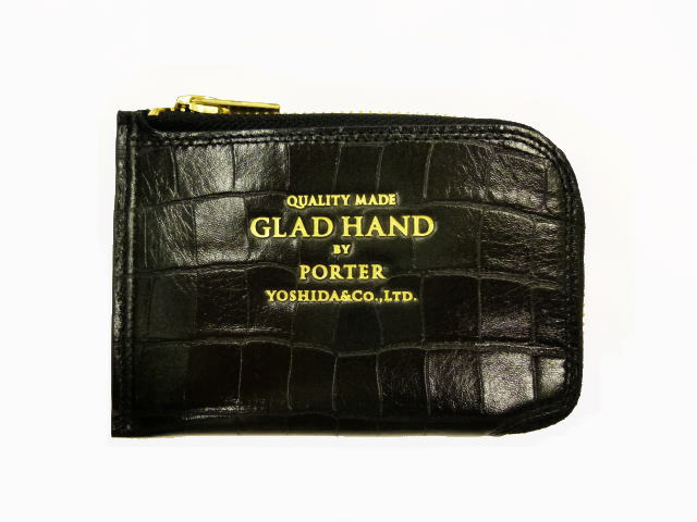GLAD HAND×PORTER GH-BELONGINGS COIN CASE