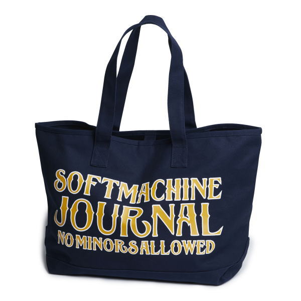 SOFTMACHINE SM JOURNAL TOTE BAG