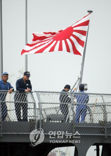 2007年9月12日、韓国の仁川港に到着した日本海自練習艦『かしま』