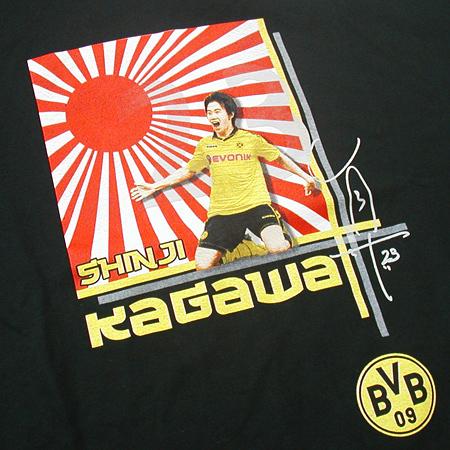 ドイツ ドルトムント香川選手 Tシャツ